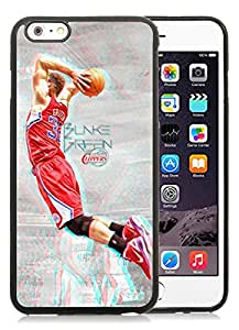 Popular iPhone 6 Plus/iPhone 6S Plus 5.5 Inch Case ,LA Clippers Blake Griffin 2 Black iPhone 6 Plus/iPhone 6S Plus 5.5 Inch Screen Case Hot Sale And Fashionable Designed Cover Case