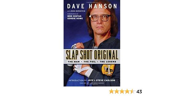 Slap Shot Original The Man The Foil And The Legend Amazon Com Br