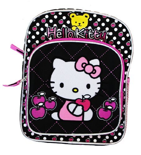 e3f2fbd94567 Image Unavailable. Image not available for. Color  Mini Sanrio Hello Kitty  Backpack - Hello Kitty School Bag Small