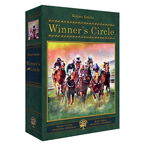 Winner's Circle Board Game from DiceTree Games