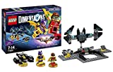 Lego Batman Movie Story Pack + Excalibur Batman + Lord Of The Rings Legolas Gimli Gollum + The Legend Of Chima Eris and Cragger Fun Packs - LEGO Dimensions - Not Machine Specific