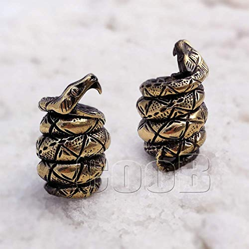 Collection of bracelet lock BUCKLE Bronze Paracord Leather Lanyard Bead Metal