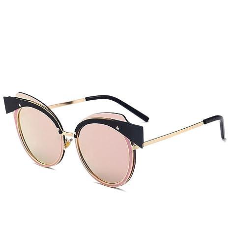 HONG Occhiali da sole moda occhiali da sole di personalità e jpc4gBUOpY