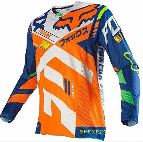 Motogp Herren T Shirts Fox Casual Sportshirt Herren