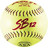 Dudley ASA SB 12L 12'' Slow Pitch Softball - Dozen
