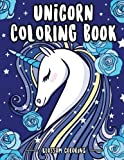 Unicorn Coloring Book: Full-Page Beautiful Unicorn Coloring Book – For Unicorn Lovers, Boys, Girls, Kids 4-8, Kids 8-12 (Kids of All Age & Adults) Fun for Relaxing