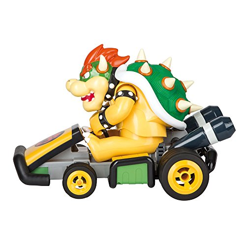 carrera rc mario kart tm 7 vehicle 1 16 scale bowser import it all. Black Bedroom Furniture Sets. Home Design Ideas
