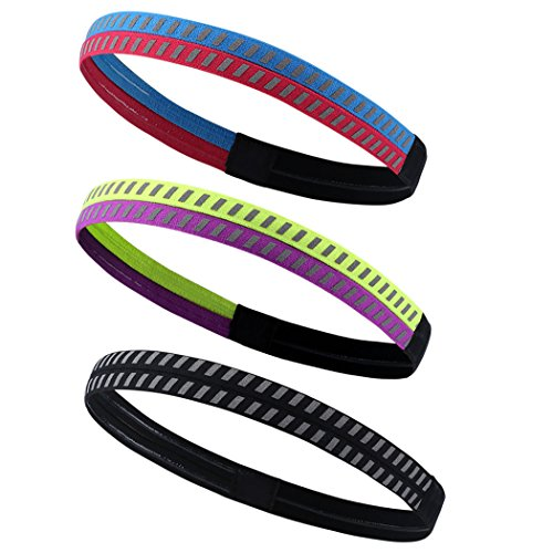 No!no! Reflective headband. Male and Female general-purpose. Wear it for Running,Cycling,Walking or other sports in the dark. Make your safer