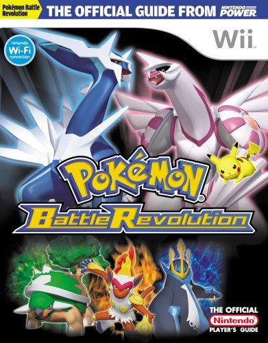 Official Nintendo Pokemon Battle Revolution Player's Guide PDF