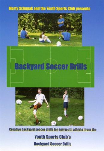 Soccer Training:Backyard Soccer Drills by Youth Sports Club
