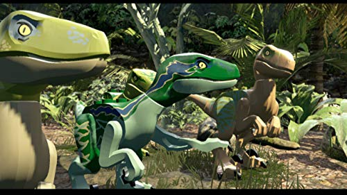 Lego Jurassic World - Nintendo Switch 7