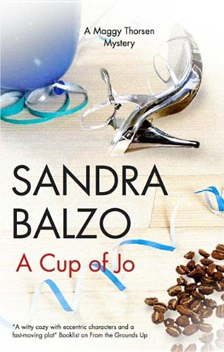 Cup of Jo (Maggy Thorsen Mysteries)