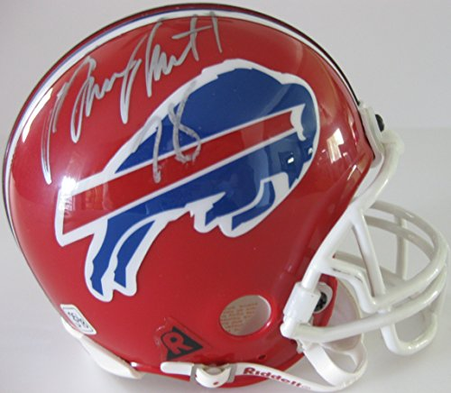 Bruce Smith, Buffalo Bills, Hall of Famers, Signed, Autographed, Mini Helmet, a COA Will Be Included With The Helmet Bruce Smith Signed Bills
