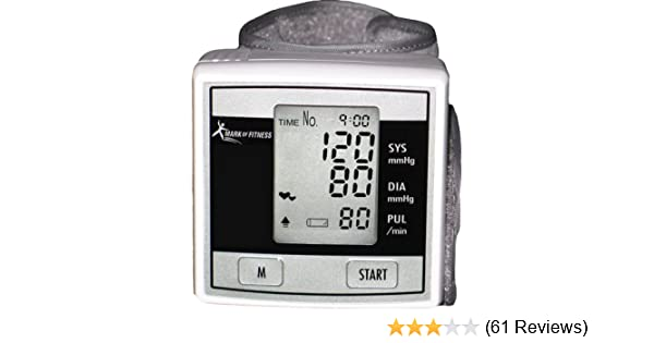 Amazon.com: Mark of Fitness MF-83 Wrist Blood Pressure Monitor: Health & Personal Care