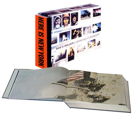 Here Is New York: A Democracy of Photographs (New Building In New York Twin Towers)