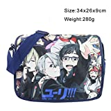 Siawasey Anime Yuri On Ice Cospaly Messenger Bag Shoulder Bag Shoulde Bag Satchel Bag (Yuri1)