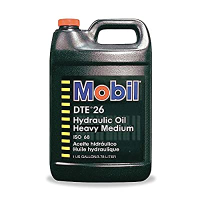 Mobil DTE 26, Hydraulic, ISO 68, 1 gal 100817