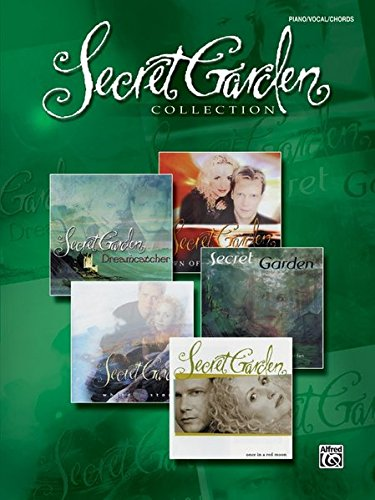 Secret Garden Collection: Piano/Vocal/Chords