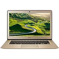 Acer 14 Chromebook Celeron N3160 Quad-Core 1.6GHz, 4GB RAM,32GB Flash, ChromeOS (Certified Refurbished)