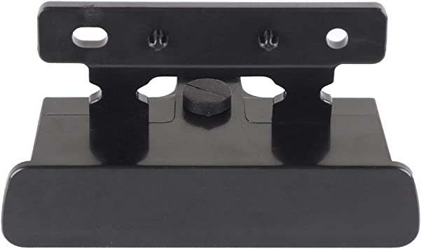 LUJUNTEC Center Console Armrest Latch Lid fits 07-13 Chevrolet Silverado GMC Sierra Lid Armrest Latch Black