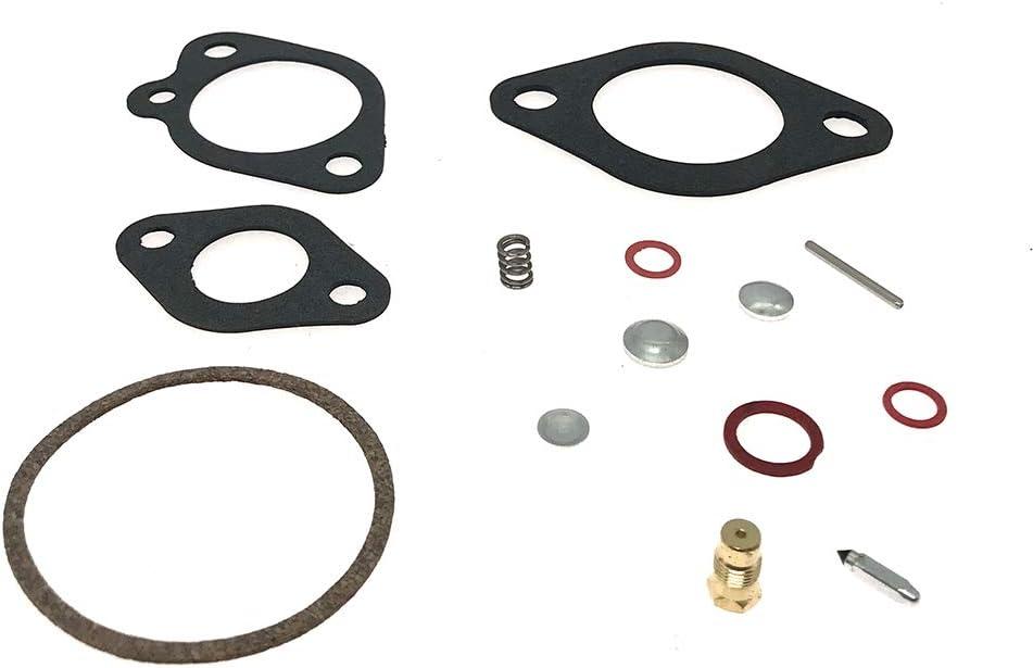 YUTOCOOL Carburetor Carb Repair Rebuild Kit Fits Chrysler Force Outboard 9.9 15 75 85 105 120 130 135 150 HP