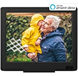 Nixplay Edge 8-Inch Wi-Fi Cloud Digital Photo Frame with Hi-Res Display Review