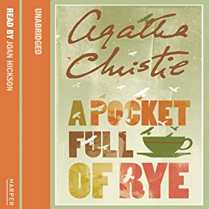 A Pocket Full of Rye Audiobook