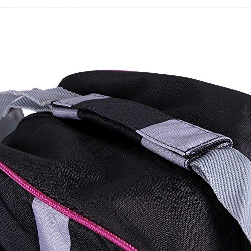 modernen Reitstiefel Designs Tasche netproshop Lederstiefel in Stripe Stiefeltasche für wSq7qxvHg