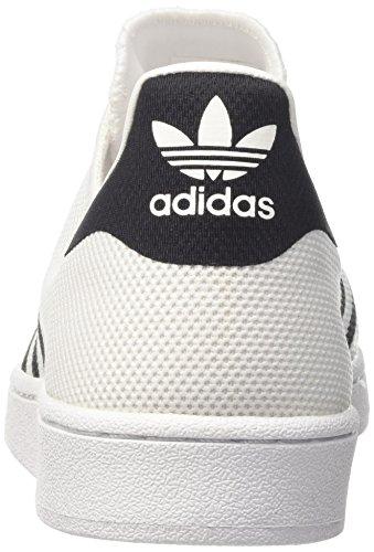 ftwwht cblack Baskets Superstar Adidas Originals Mixte Adulte ftwwht Basses Blanc qznRZ