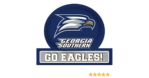 Georgia Southern Small Magnet Georgia Southern w// Eagle Head