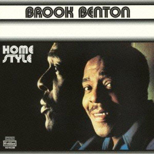 CD : Brook Benton - Home Style (United Kingdom - Import)