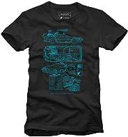 Camiseta Blue Print Reserva