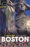 img - for Let's Go Boston(Let's Go Boston) book / textbook / text book