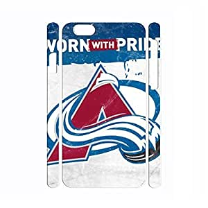Fashionable Personalized Sports Series Hockey Team Logo Skin Case For Iphone 5/5S Cover