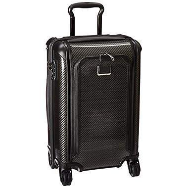 Tumi Tegra Lite Max International Expandable Carry-On, Black Graphite, One Size