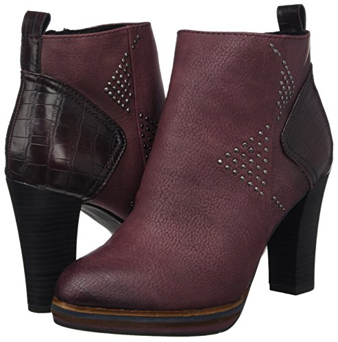 c c c A Donna Chianti TOZZI Stivali Stivali Stivali Stivali MARCO Rosso 25326 FB4qx0