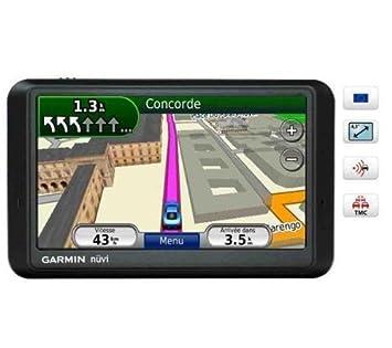 Garmin Nuvi T   Widescreen Gps European Map Incl Ukireland Bluetooth