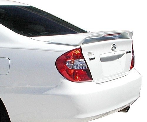 Oe Style High Wing (Camry JSP® OE Style Wing Spoiler w/LED '02 03 04 05 06 Primer (Fit Toyota))