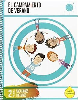 Cuaderno de Vacaciones- 2º Primaria- El Campamento de Verano - 9788414002704: Amazon.es: Mª Ángeles Peralta Cano, Carmen Correas Díaz: Libros