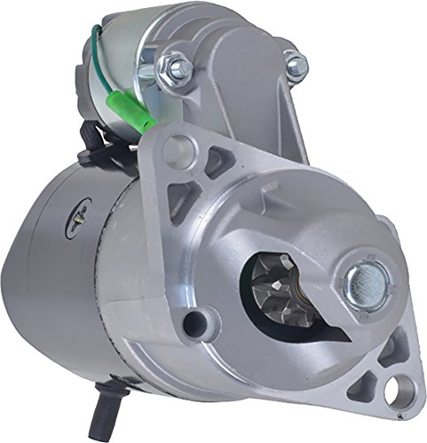 New DB Electrical ROTA0450 Starter 9 Tooth Count 12V TOYOTA 3FG-10 1967 1968 1969-1976, 3FG-15 1967 1968 1969-1976 0986012021, 0986012251, 028000-1730