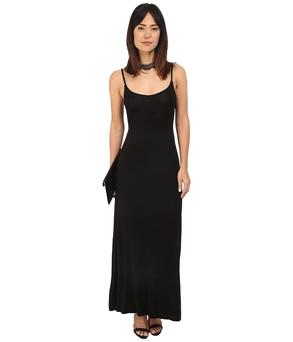 CLAYTON Womens Sydney Lace-Up Maxi Dress