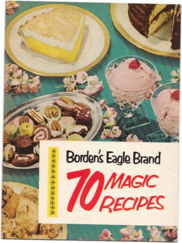 1952 A Illustrated advertising cookbook from Borden's Eagle Brand , 70 Magic ()