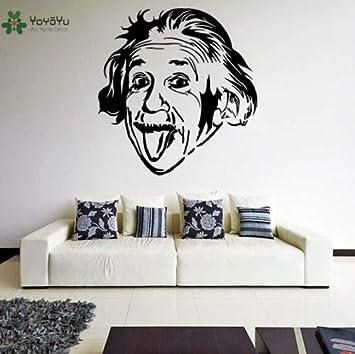Tatuajes de pared de vinilo decoración de la habitación Albert ...