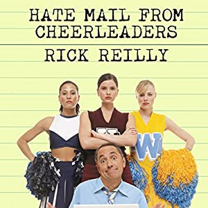 Hate Mail from Cheerleaders Audiobook