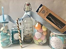 Pack Surtido Azul: Gominolas, Palomitas, Caramelos Duros - 7 productos: Amazon.es: Alimentación y bebidas