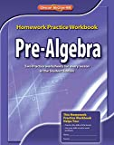 img - for Pre-Algebra, Homework Practice Workbook (MERRILL PRE-ALGEBRA) book / textbook / text book
