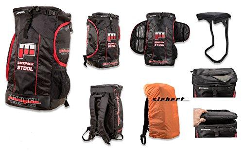 Maximal Backpack mit Stuhl Rucksack mit Stuhl