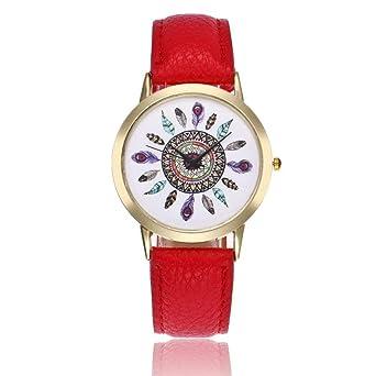 Reloj de Pulsera para Mujer, Regalo, Personalidad Retro, Reloj de ...