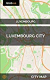 Luxembourg City, Luxembourg - City Map