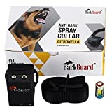Barkguard BT-88C Citronella Automatic Anti Bark Spray Stop Barking Dog Training Collar - excludes Citronella Spray